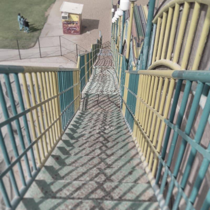 Treppenhaus von Succes lizenzfreie stockbilder