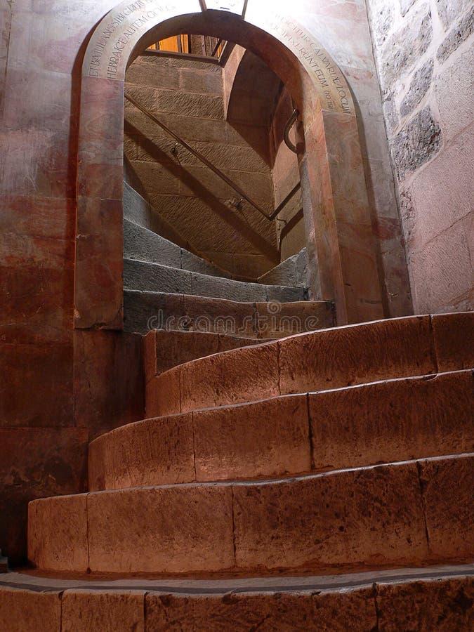 Treppenhaus zum Himmel #2 lizenzfreie stockbilder