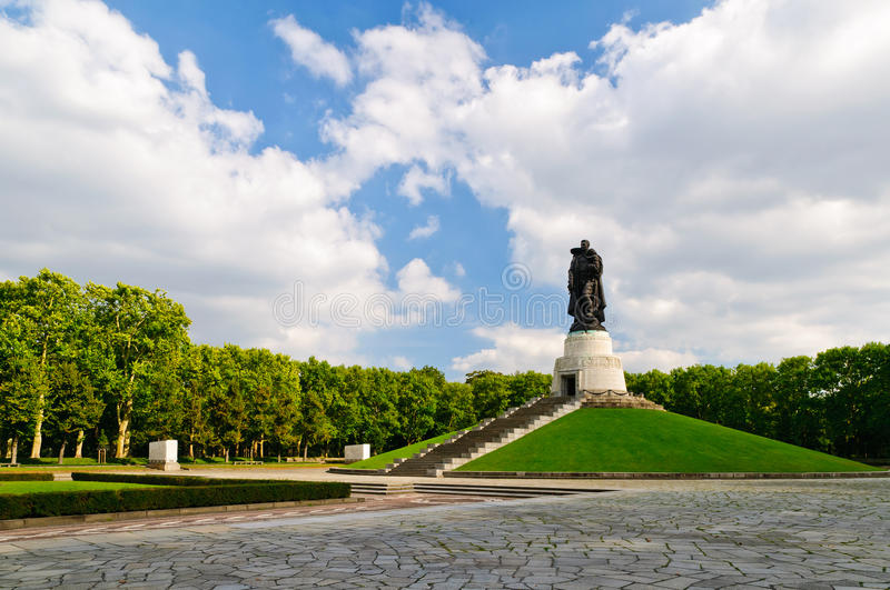 Download Treptower park in Berlin stock image. Image of tourism - 22857511