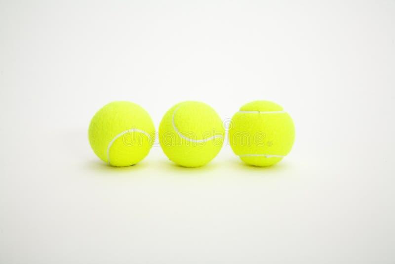 Tres bolas foto de archivo