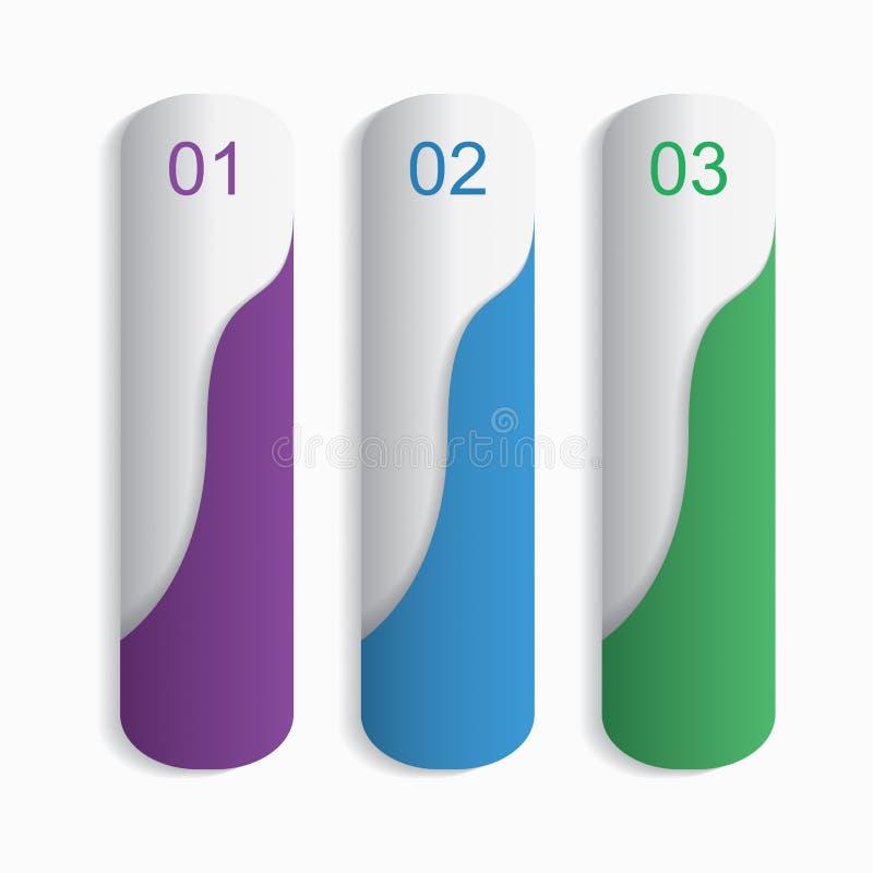 Download Tres Direcciones De La Internet Ilustración del Vector - Ilustración de información, paginación: 44854635