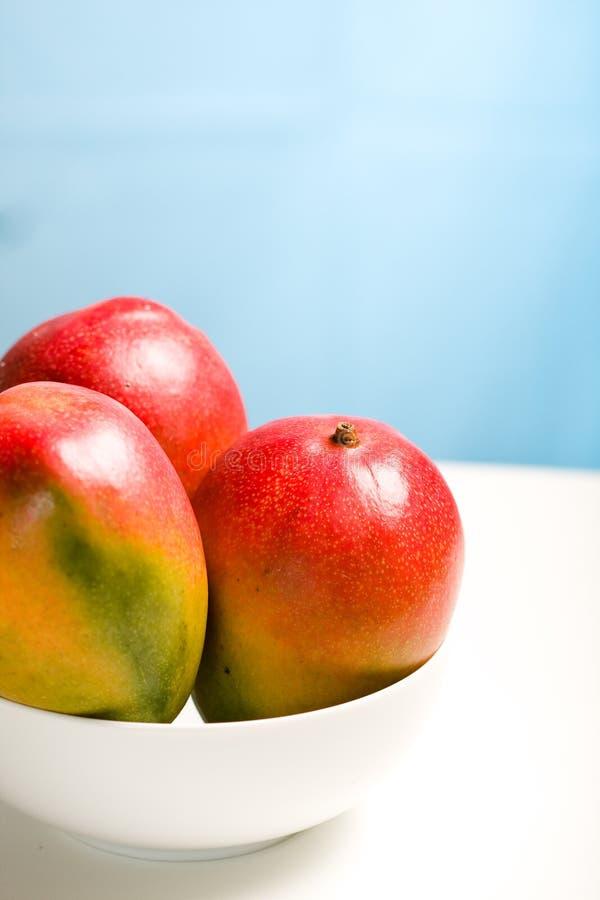 Tres Mangos Imagen de archivo