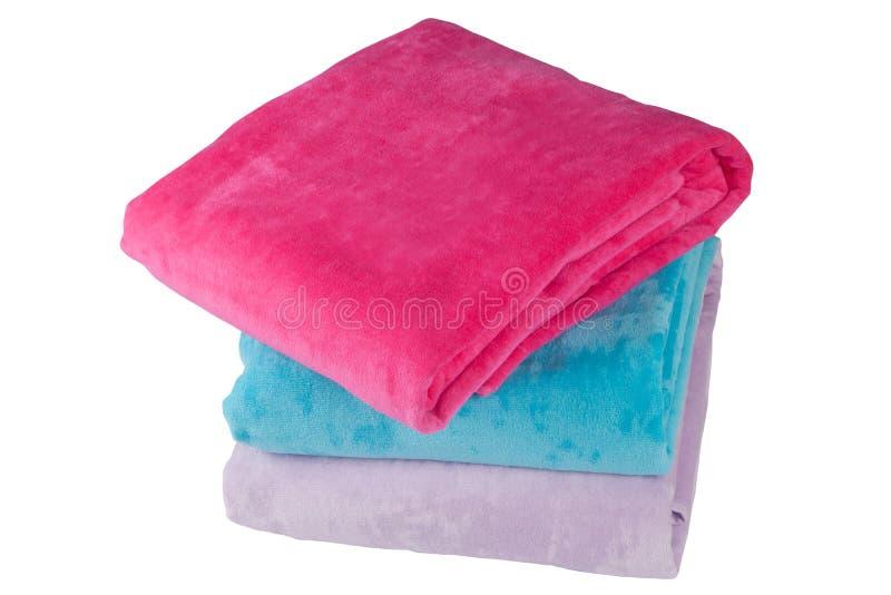 Download Tres toallas imagen de archivo. Imagen de tela, paño - 41904789