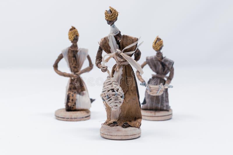 Tres unos de los reyes magos del rey fotos de archivo libres de regalías