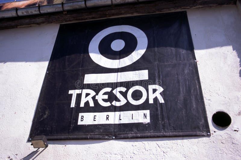 Tresor image stock