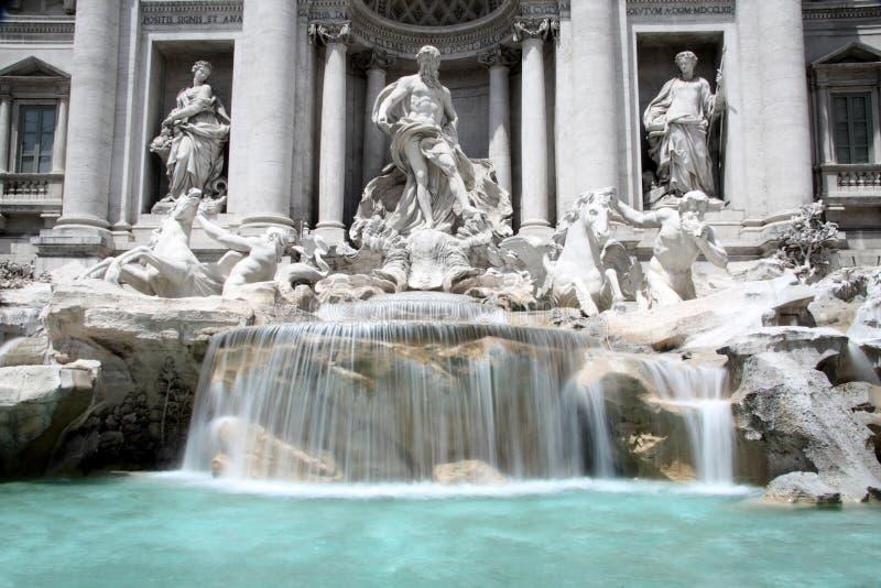Trevi Fountain Stock Photos