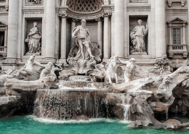 Trevi Fountain, Rome, Italy Free Public Domain Cc0 Image