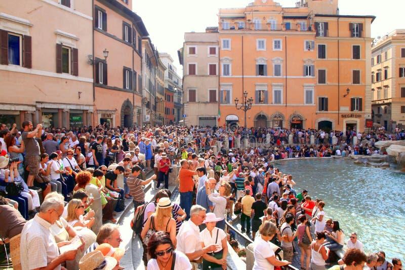 Download Trevi Square editorial stock photo. Image of landmark - 21543633
