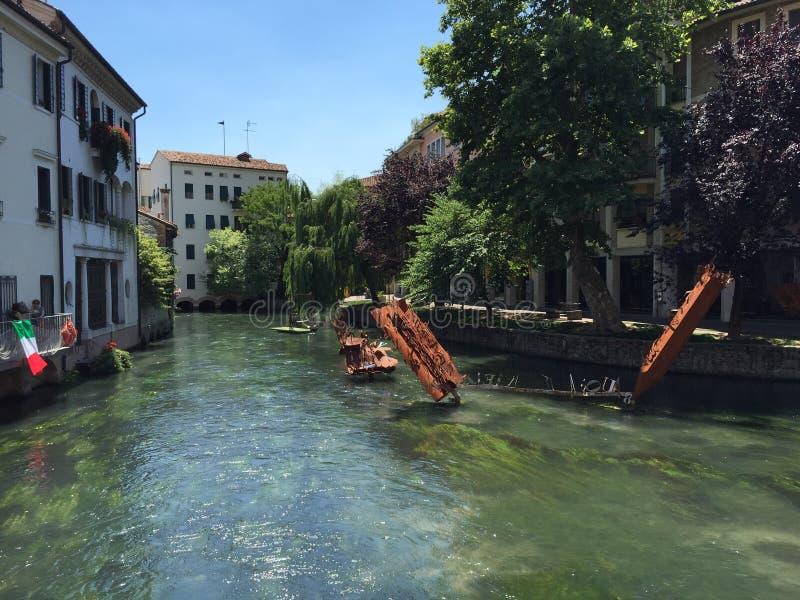 Treviso immagini stock