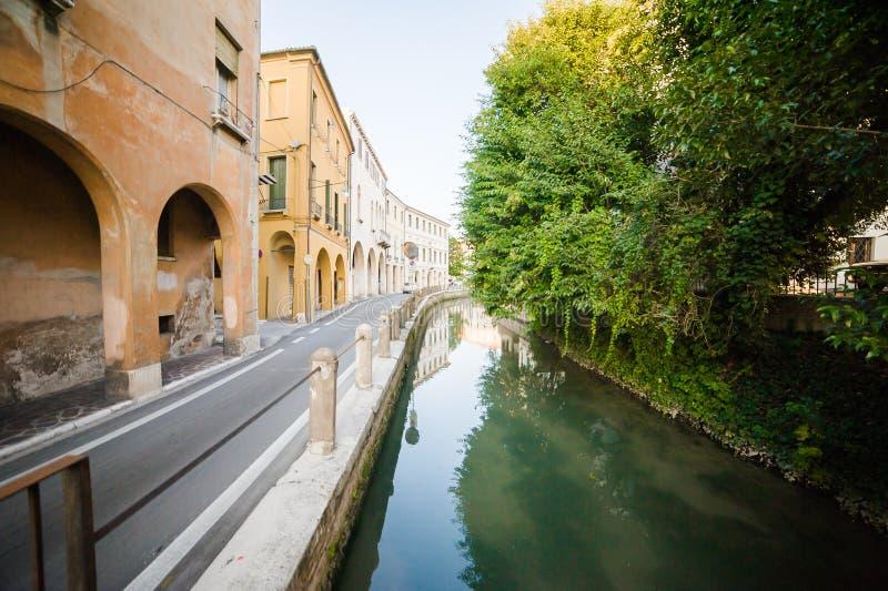Treviso stockfotografie