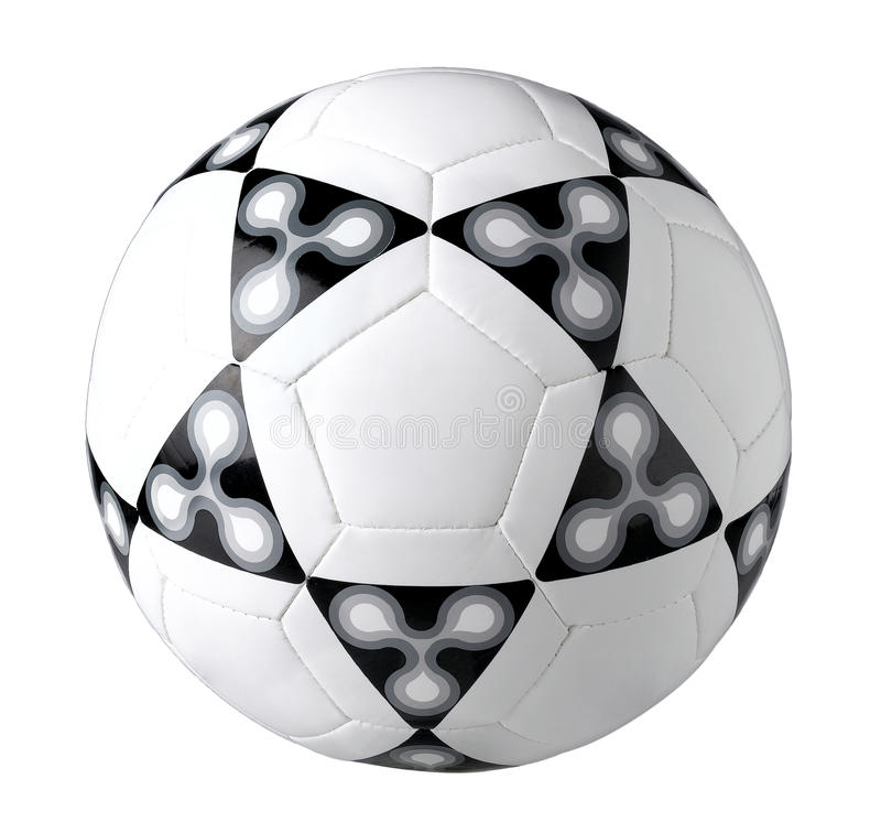 trevlig designfotboll fotografering för bildbyråer