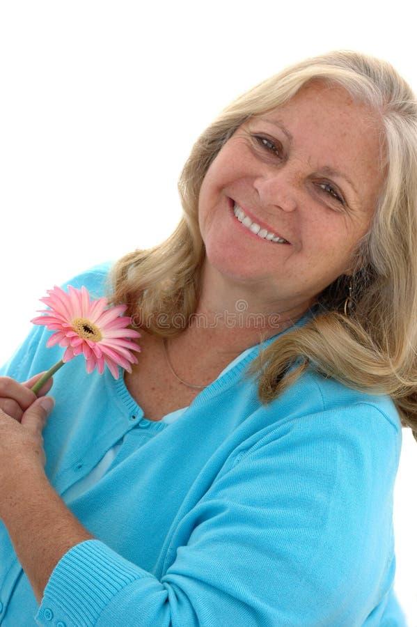 trevlig kvinna fotografering för bildbyråer