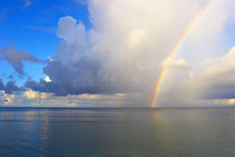 trevlig seascape royaltyfria bilder