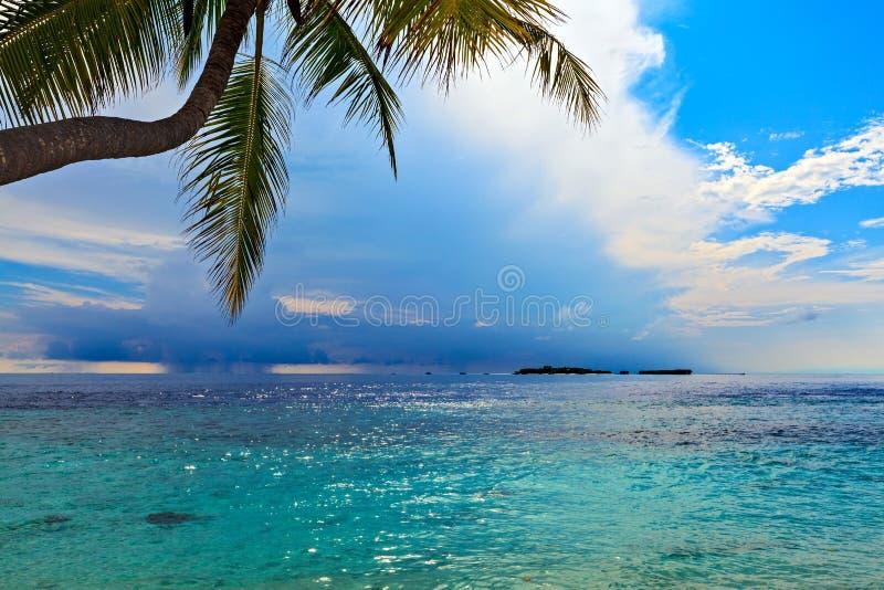 Trevlig Seascape fotografering för bildbyråer