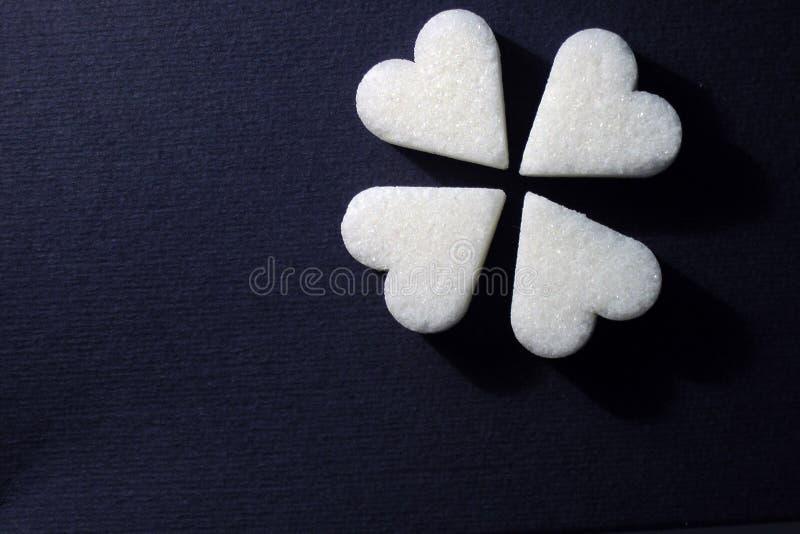 Download Trevo do açúcar imagem de stock. Imagem de romance, nourishment - 70347