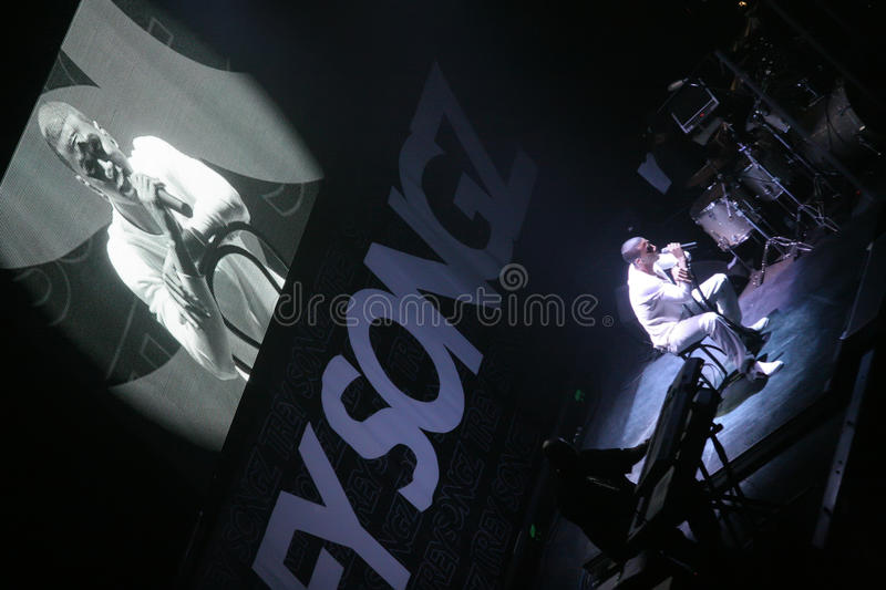 Download Trey Songz editorial stock image. Image of star, perform - 17206739