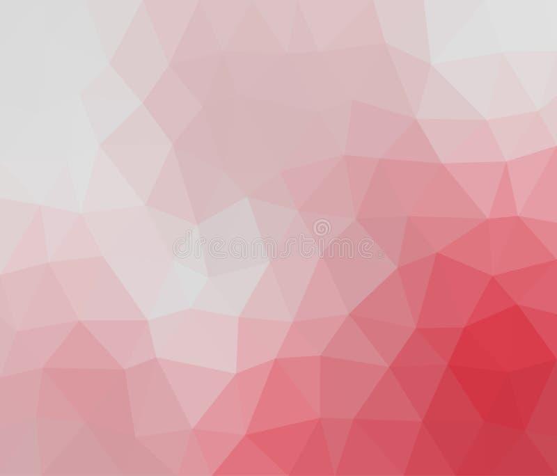 Triângulo cor-de-rosa imagem de stock royalty free