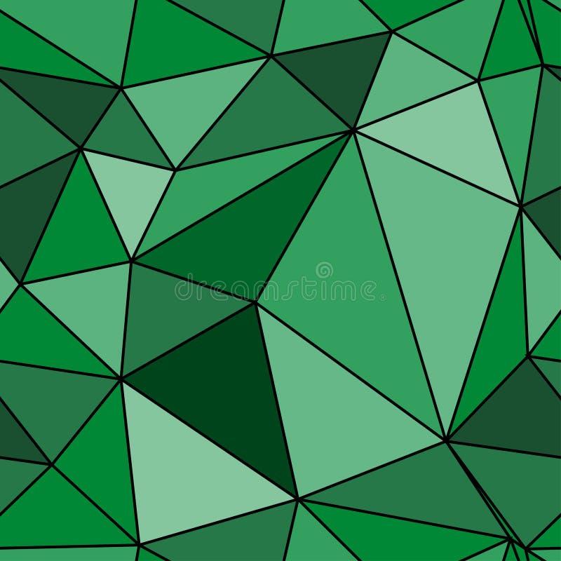 Triângulo sem emenda imagem de stock royalty free