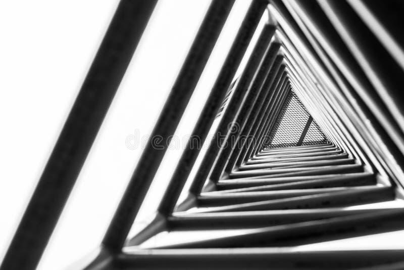triângulos fotos de stock