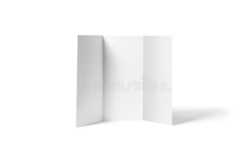 brochure blank template