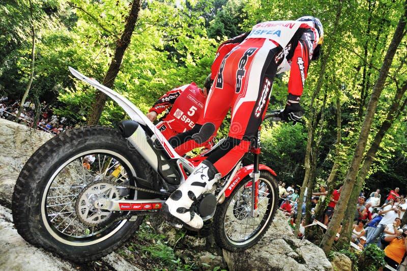 Download Trial World Championship 2008 - Tolmezzo Editorial Photo - Image: 5626611