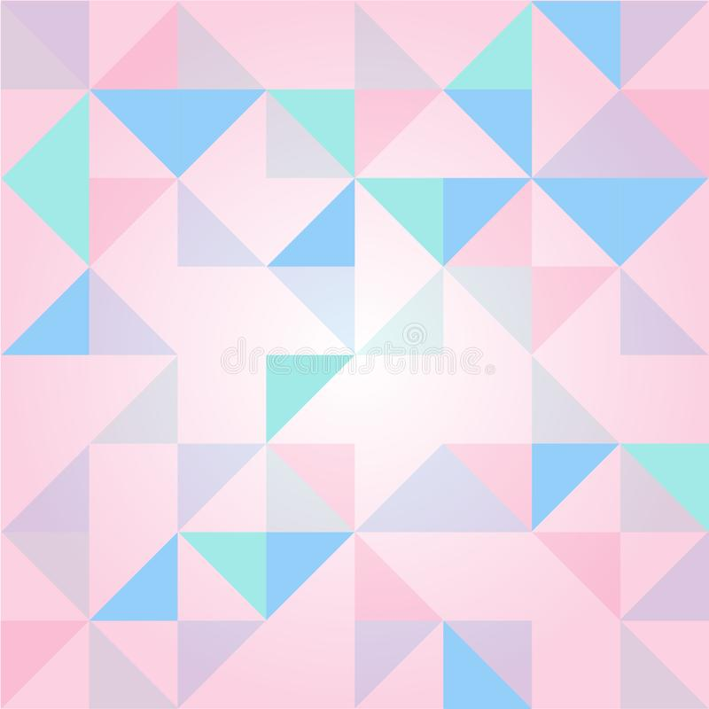 Greeting Cards Sweet Color Royalty Free Vector Download Triangle Background Abstract Geometric Wallpaper Art Print For Textiles Fabrics