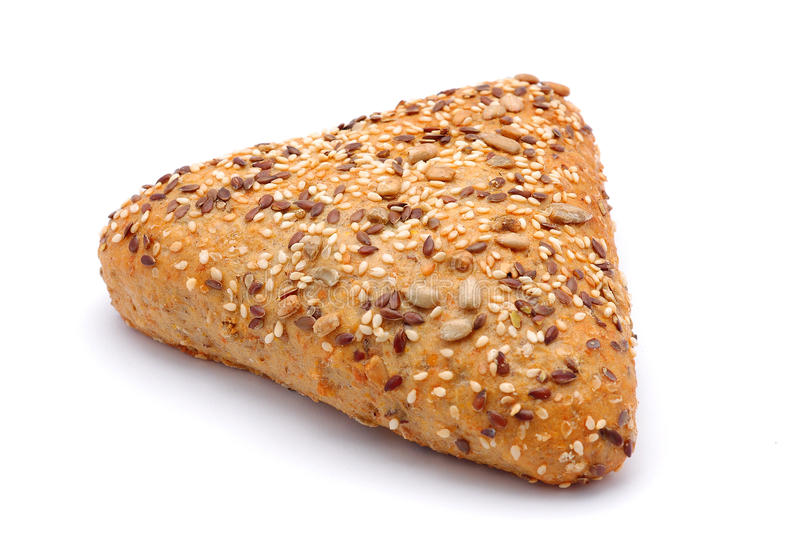 Download Triangle bread stock photo. Image of nutrition, german - 13879572