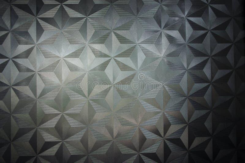 triangle 2D, fond dimensionnel de texture de triangle images libres de droits