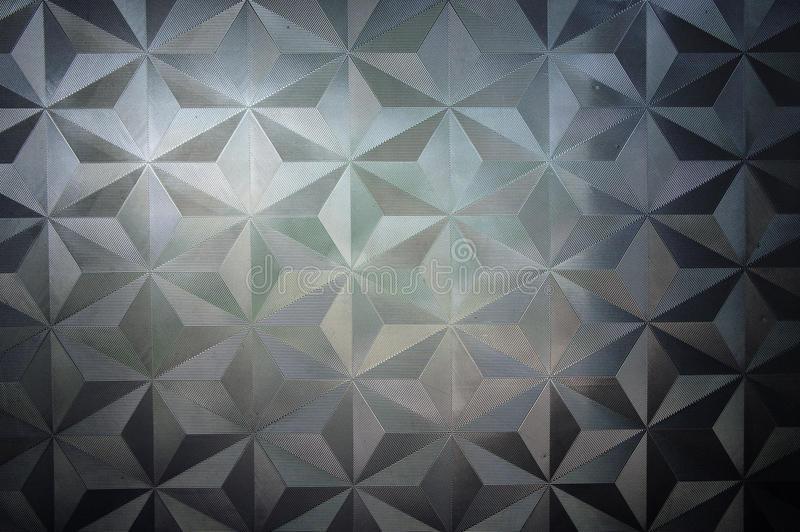 triangle 2D, fond dimensionnel de texture de triangle illustration stock