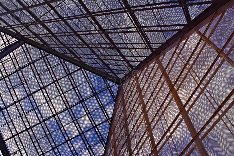 Triangle Roof Royalty Free Stock Photos