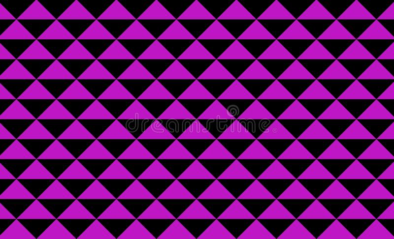 Triangle seamless pattern background. Purple wallpaper backdrop color mosaic new print plaid cloth wrapper fabric concept group wool fashion design graphic stock images