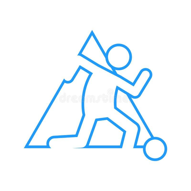 Triangle Shape Football Soccer Sport Figure Symbol Vector