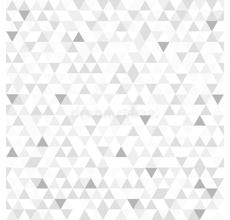 Triangles abstraites, fond photo stock