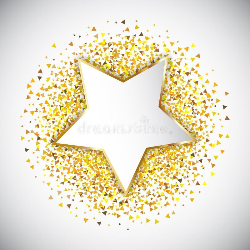 Download Triangles 3001 De Confettis Illustration de Vecteur - Illustration du star, anniversaire: 87701242