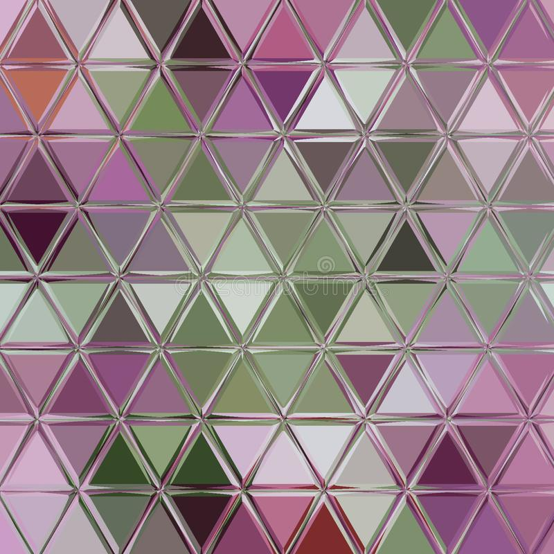Triangles pattern of geometric shapes. Colorful lilas mosaic backdrop. Triangles pattern of geometric shapes. Colorful mosaic backdrop royalty free stock image