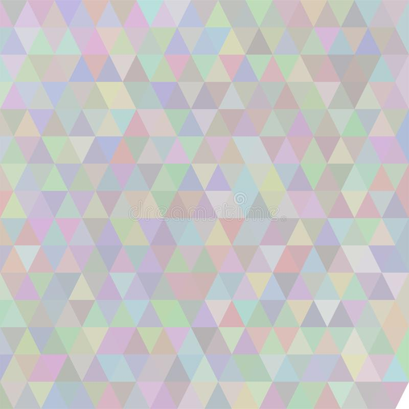 Triangular low poly, mosaic abstract pattern background, Vector polygonal illustration graphic, Creative Business, Origami style royalty free stock images