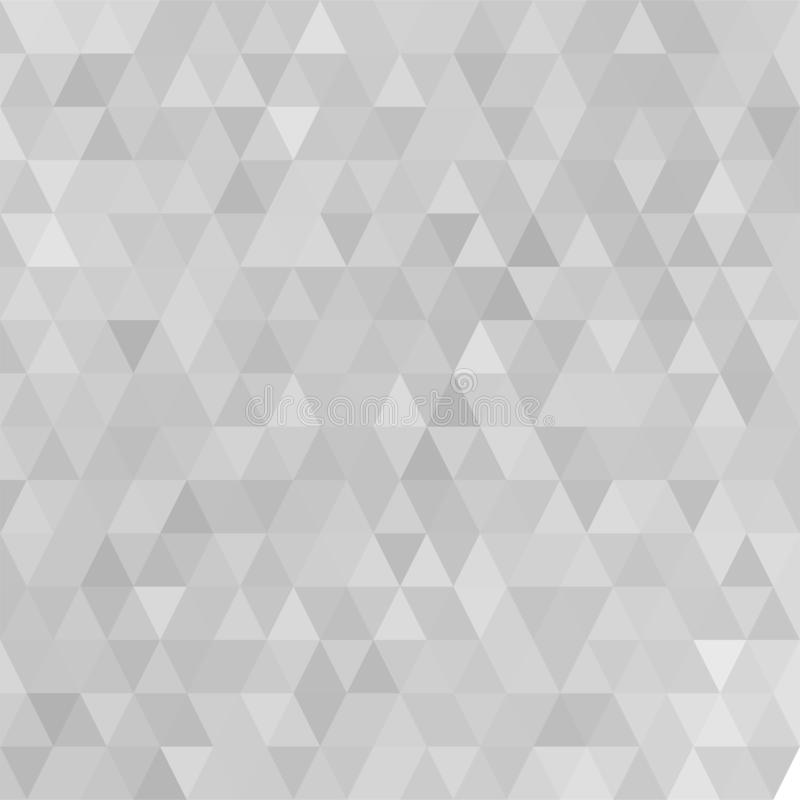 Triangular low poly, mosaic abstract pattern background, Vector polygonal illustration graphic, Creative Business, Origami style stock image