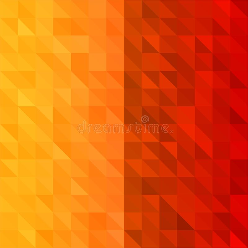 Triangular low poly, mosaic abstract pattern background, Vector polygonal illustration graphic, Creative Business, Origami style stock photography