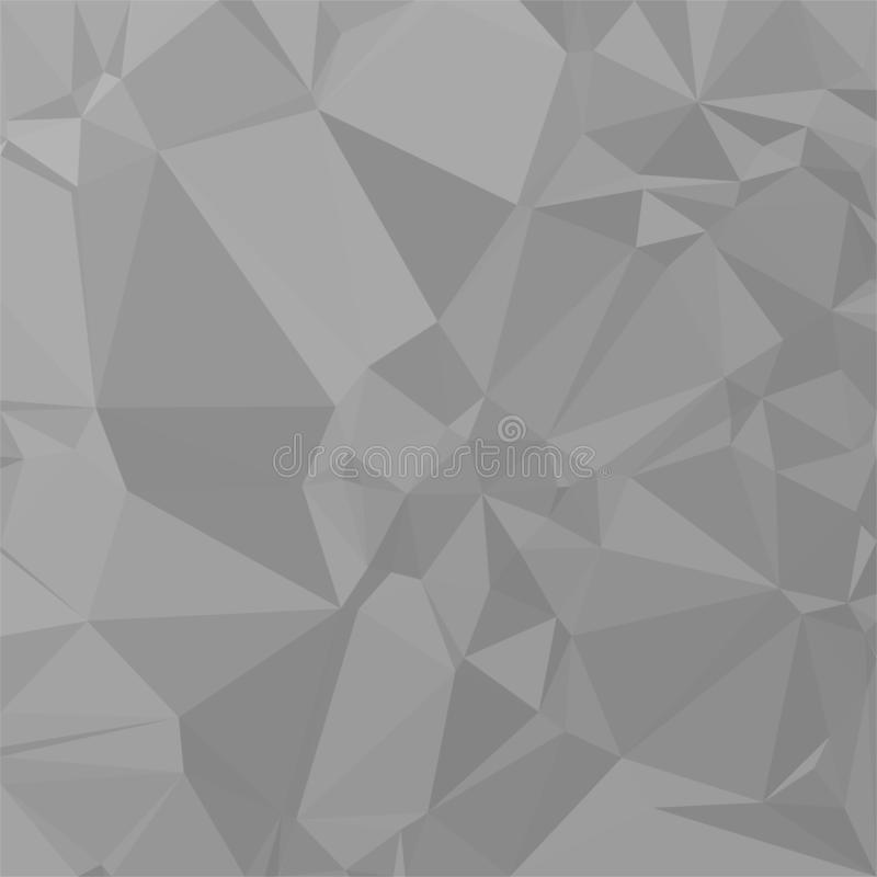 Triangular low poly, mosaic abstract pattern background, Vector polygonal illustration graphic, Creative Business, Origami style stock images