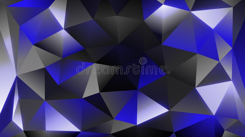Triangulation shapes - triangles mosaic lights with shiny sparkles, 3d render background, computer generated. Triangulation shapes - triangles mosaic lights with vector illustration