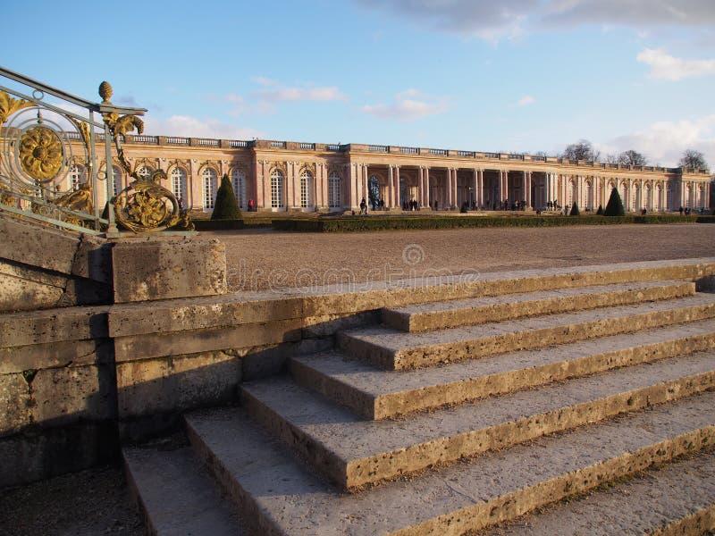 Trianon grand, château De Versailles photo stock
