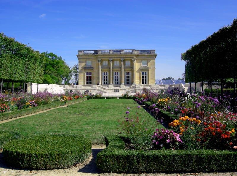 trianon le Петит стоковые изображения