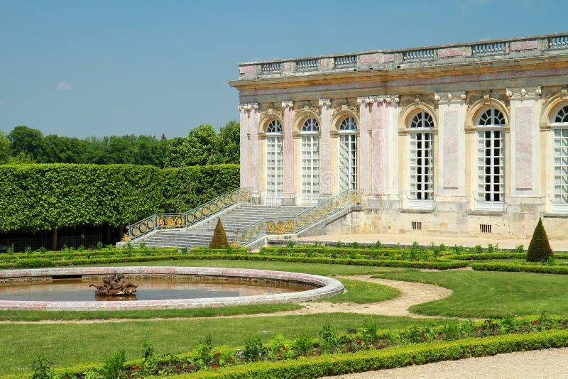 Trianon magnífico imagen de archivo libre de regalías
