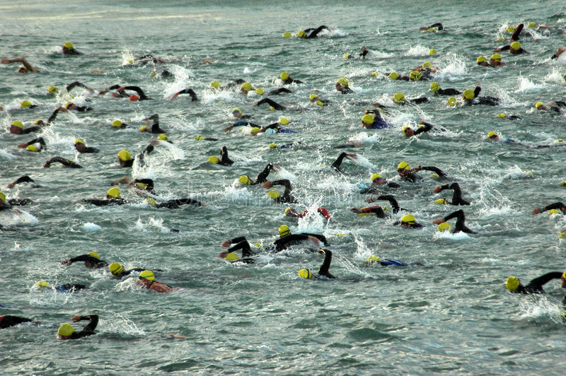 Download Triathletes editorial stock photo. Image of health, africa - 2110013