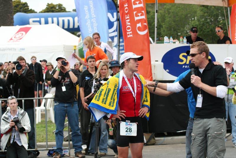 Download Triathlon Editorial Stock Photo - Image: 4264298