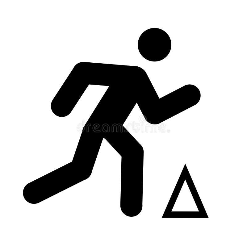 Download Triathlon stock illustration. Image of running, china - 5809887