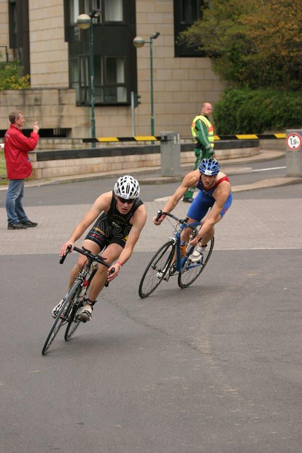 Triathlon racing