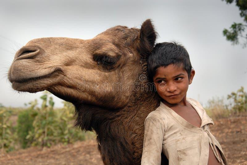 Tribù di Banjara in India fotografie stock libere da diritti