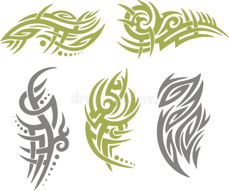 Tribal. ilustração royalty free