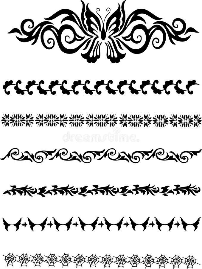 Tribal ilustração do vetor